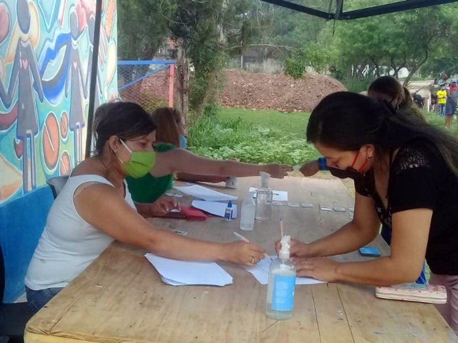 Hasta el martes 22 entregarán Unidades Alimentarias en Calilegua