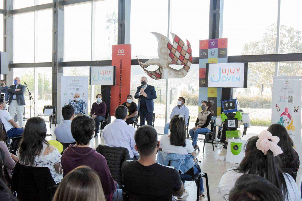 El Club Joven es un programa emblemático de Jujuy.