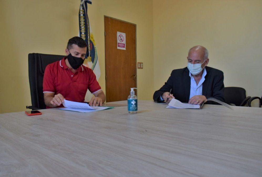 Firman convenio para la creación del Observatorio Vial en Perico
