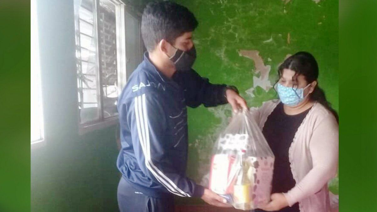 Calilegua: Se entregaron las Unidades Alimentarias