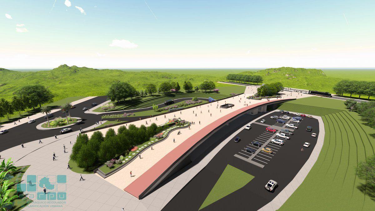 Entre los proyectos de nuevas terminales
