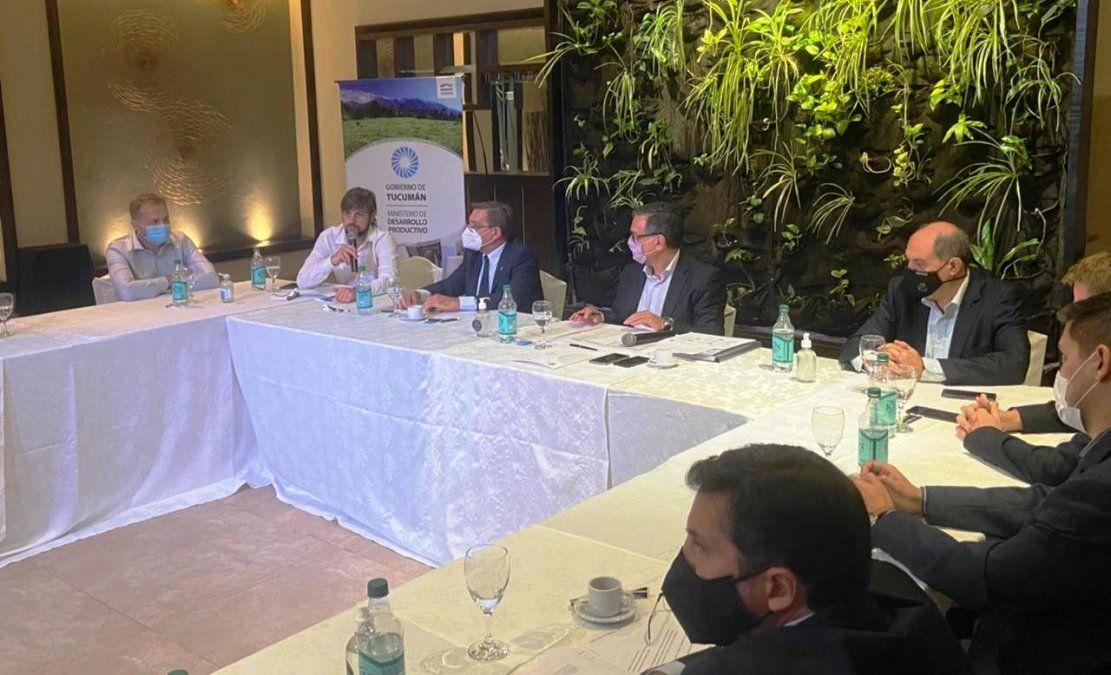Jujuy en la 1ª reunión del Consejo Asesor de la Región NOA