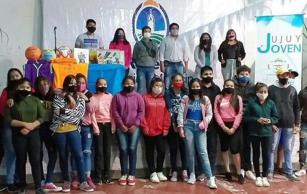 Cub Joven fortaleciendo acciones en Rodeito.