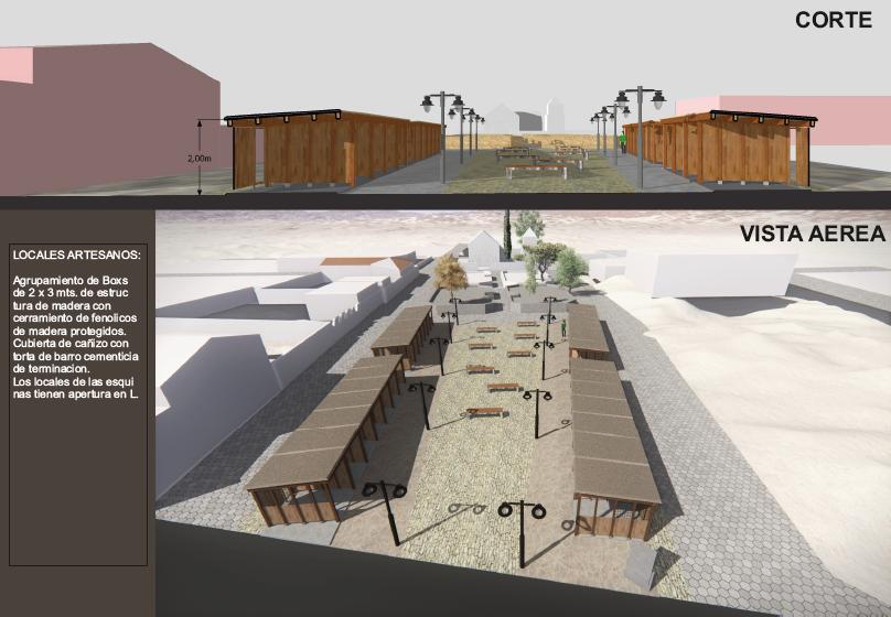 Más obras en Uquía: pronto inicia la construcción de puestos de artesanos