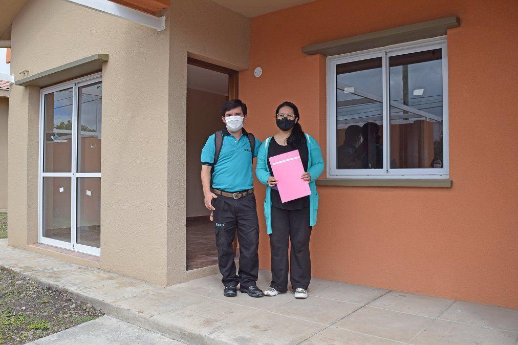 Miguel y Analía