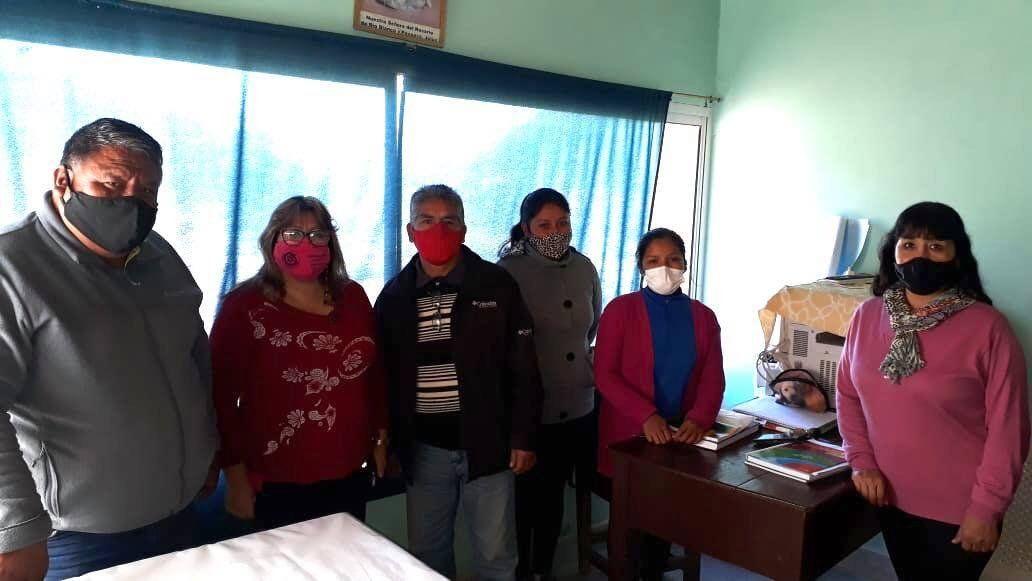 La SECOTyV concretó la regularización en el B° 18 de Noviembre en Palpalá.