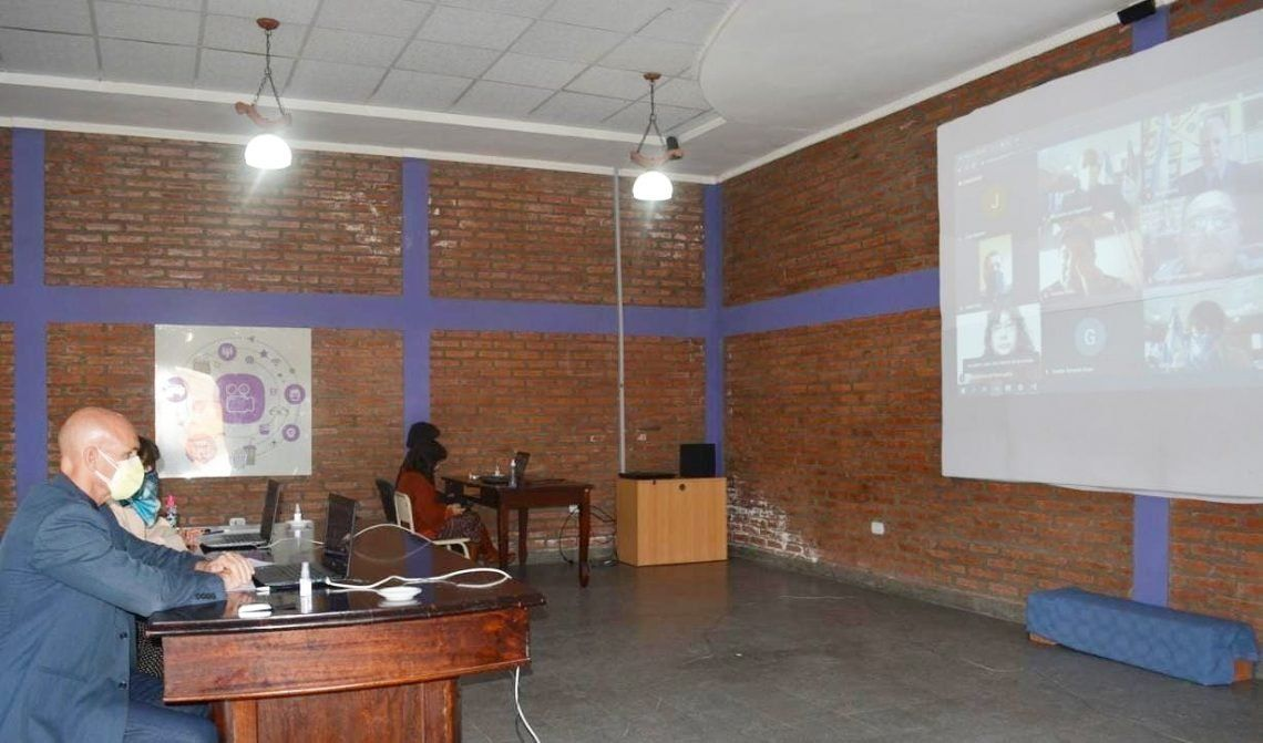 Inició la primera carrera del Instituto Universitario Provincial de Seguridad