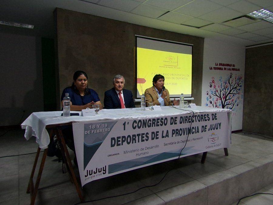 II Congreso Provincial para Directores de Deportes