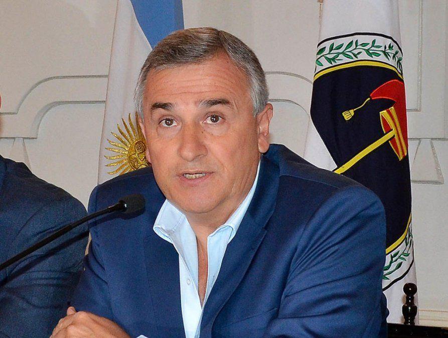 Morales confirmó la renuncia de Mario Fiad