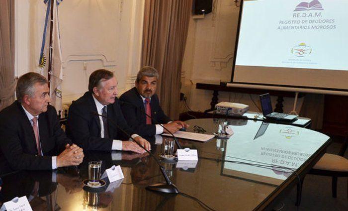 Derechos del Niño: Aumentó número de inscriptos en el Registro de Deudores Alimentarios Morosos RE.D.A.M.