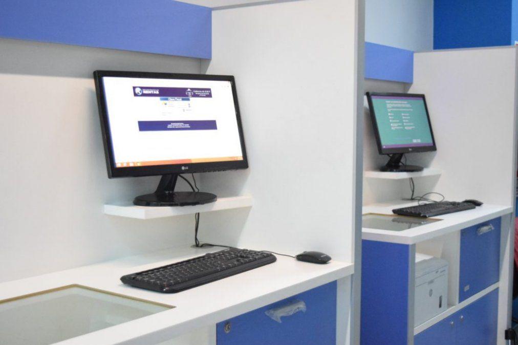 Nuevo Servicio de pago electrónico