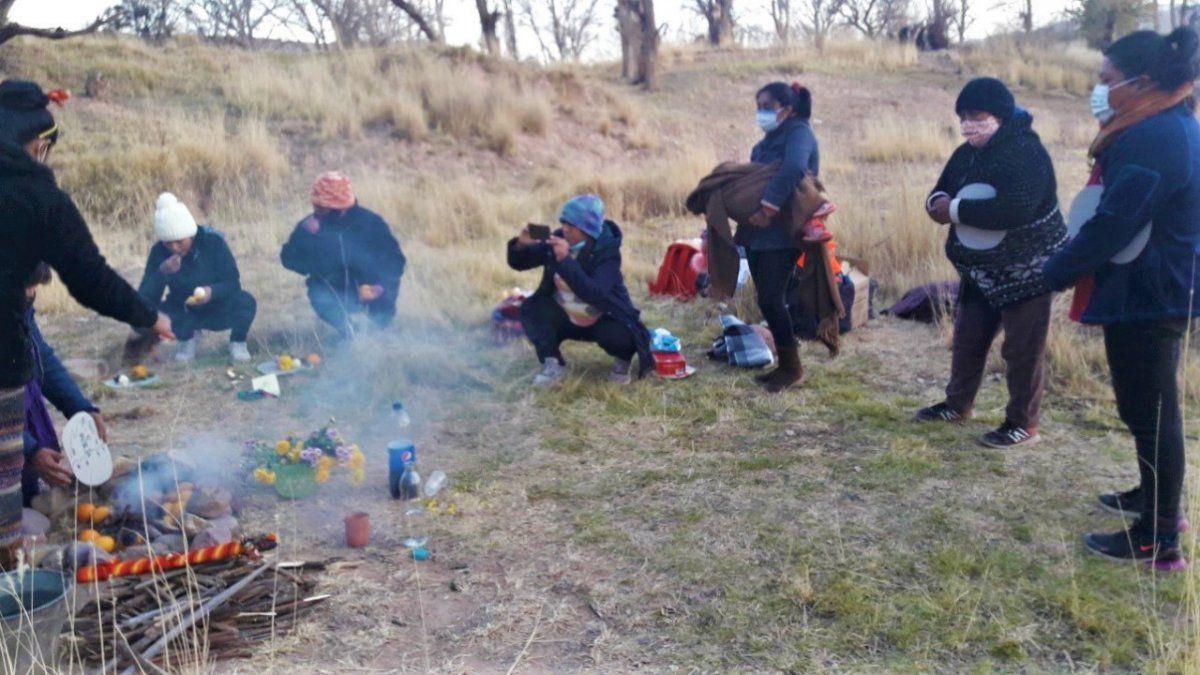 Segundo Círculo de Mujeres Indígenas del Pueblo Omaguaca