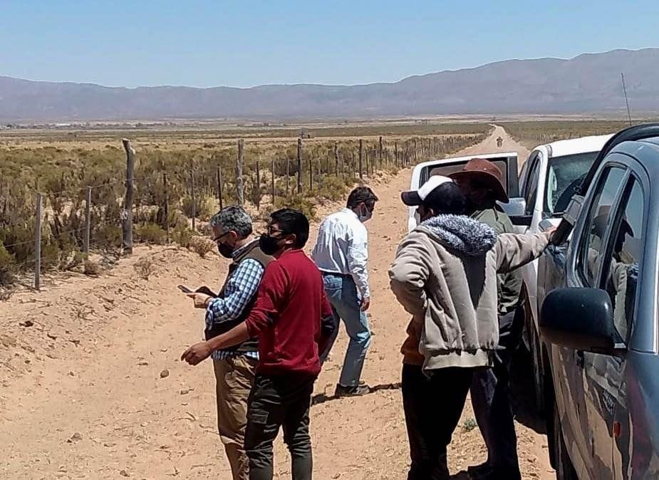Proyectan obras de energía junto a comunidad Río Grande, en Abralaite, y con familias de Tuite