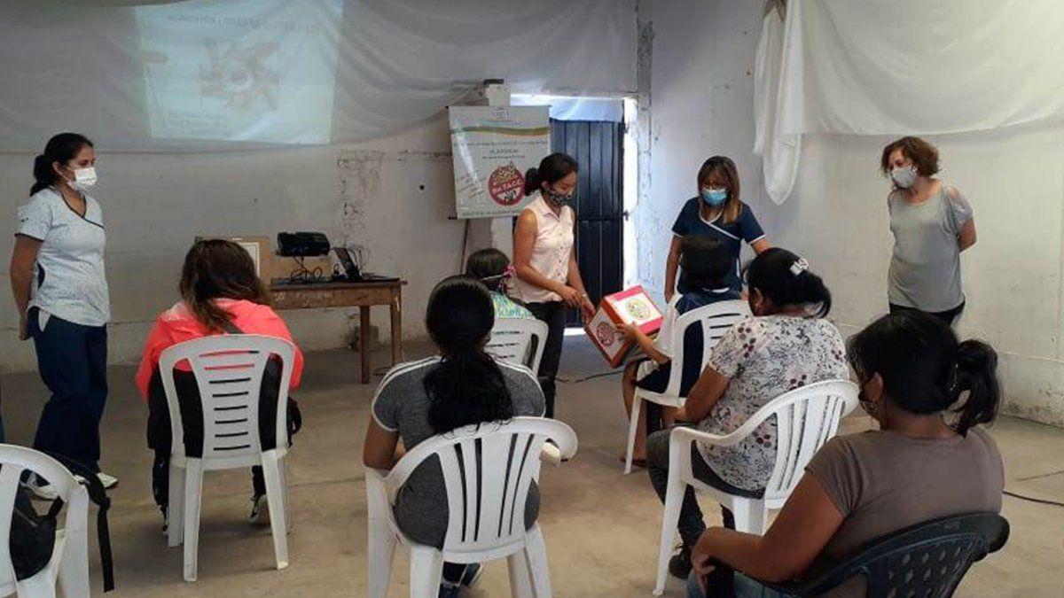 Dictaron el taller de Buenas Prácticas de Manufactura y Prevención de la Contaminación Cruzada