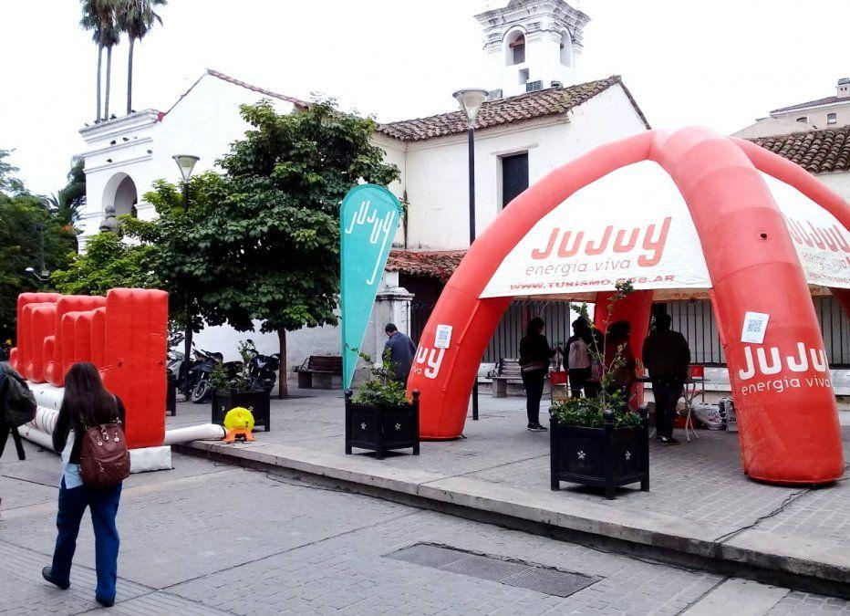 Jujuy se promociona en el Norte Argentino