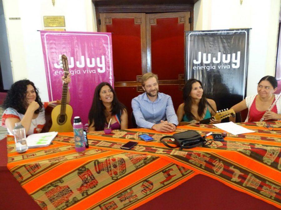 Show musical por el Día Internacional de la Mujer