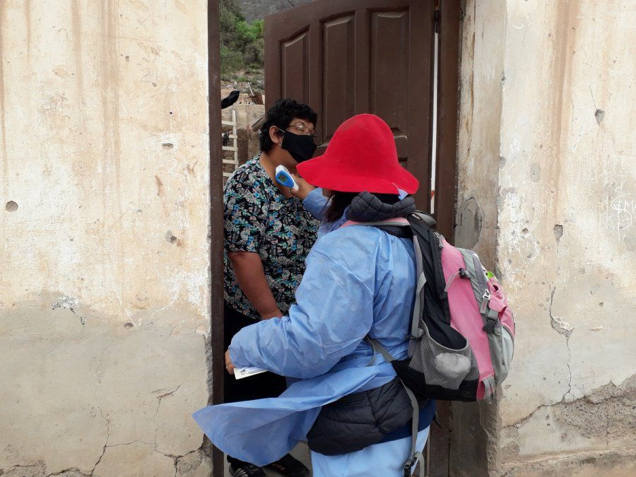 Durante el rastrillaje, más de 1700 personas fueron controladas en Tilcara