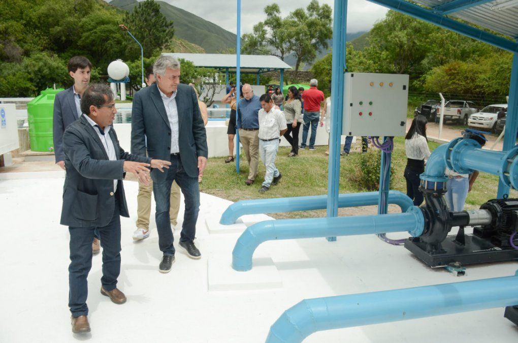 Nueva planta potabilizadora Lozano
