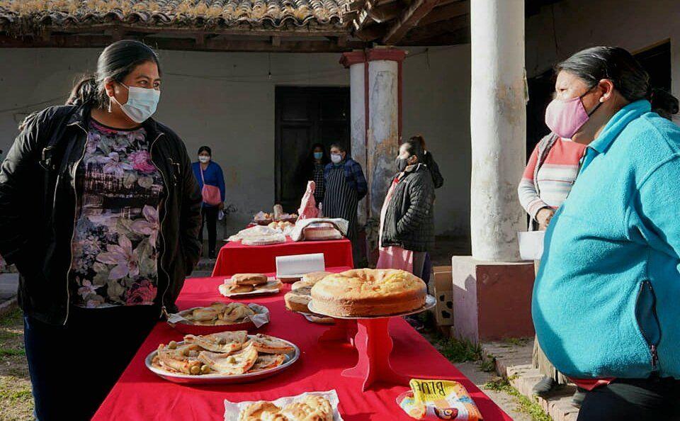 Gran avance del Programa Panaderías Comunitarias en El Carmen