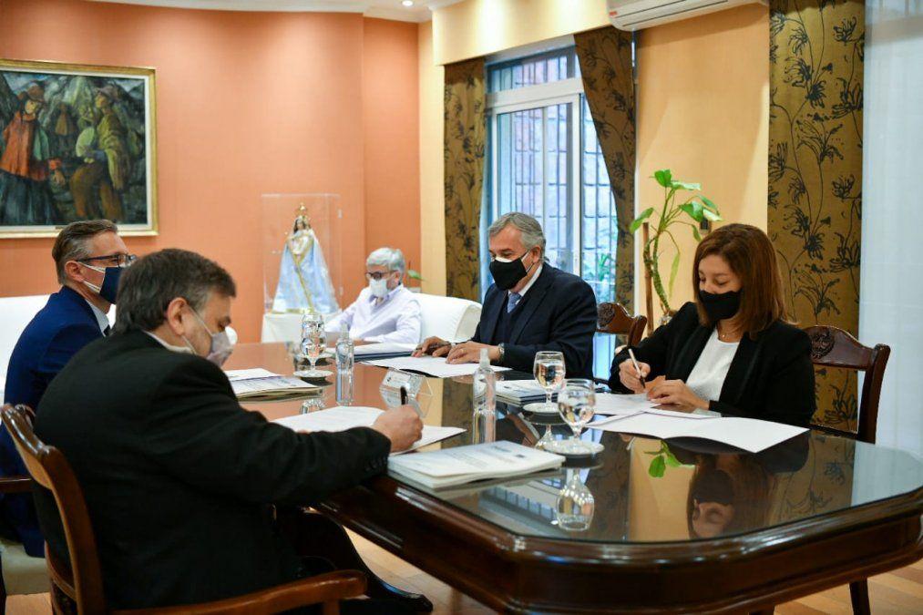 Jujuy y Río Negro consolidan alianza para comercializar tecnología aplicada a las energías renovables