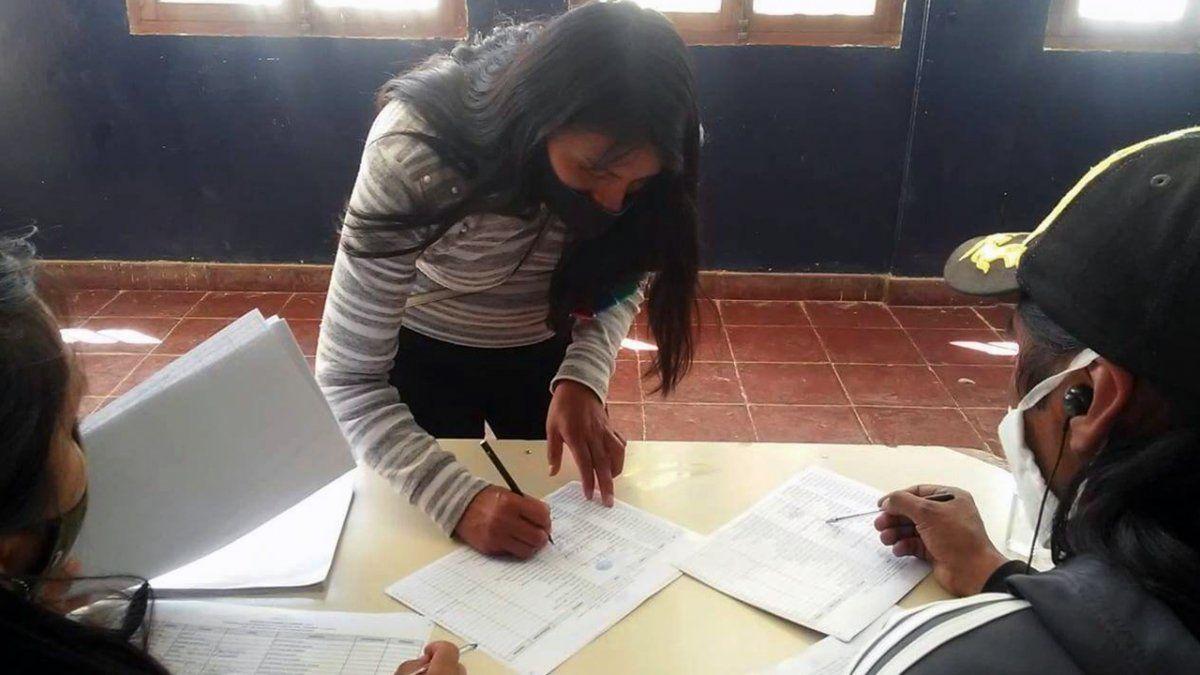 Desarrollo Humano realizó la entrega de las Unidades Alimentarias en La Quiaca