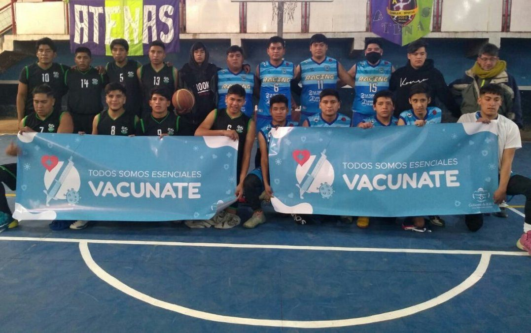 Clasificaron los equipos de Quebrada y Puna a cuartos de final