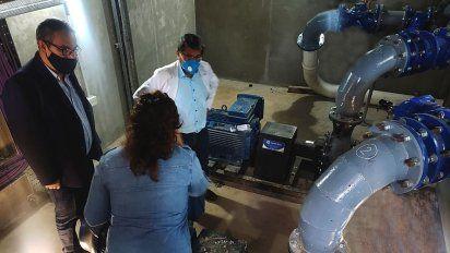 Agua Potable: más de 250 mil usuarios beneficiados por la obra