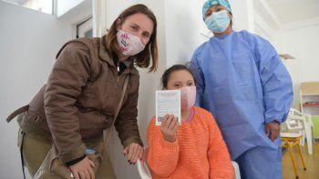 En las últimas 24 horas, se aplicaron 11.547 vacunas