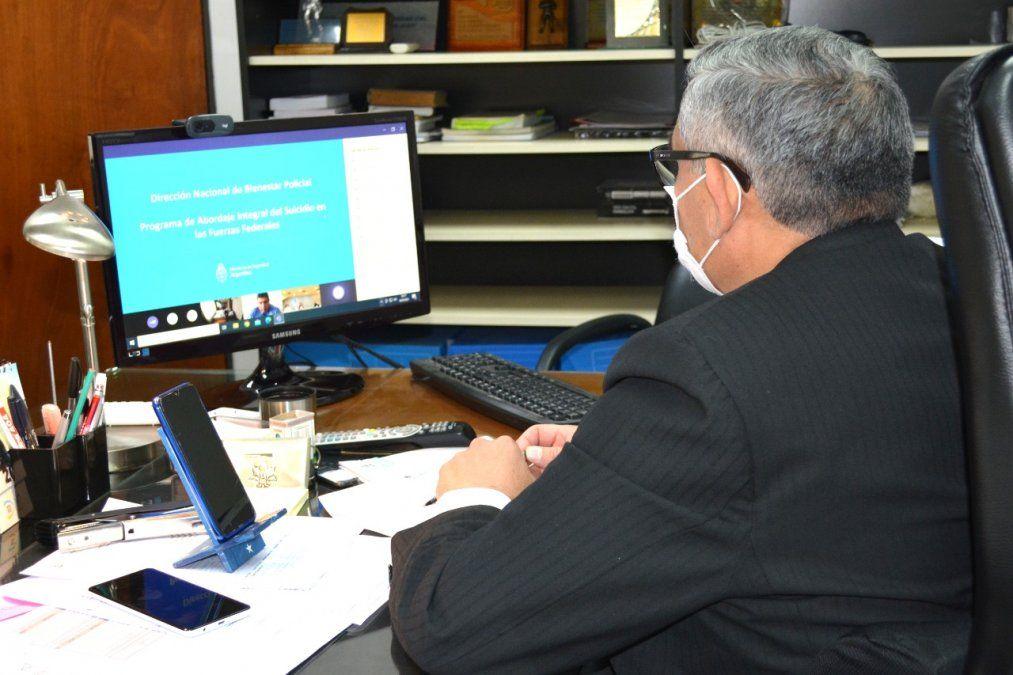 Jujuy estuvo presente en la Mesa Federal de Bienestar Policial