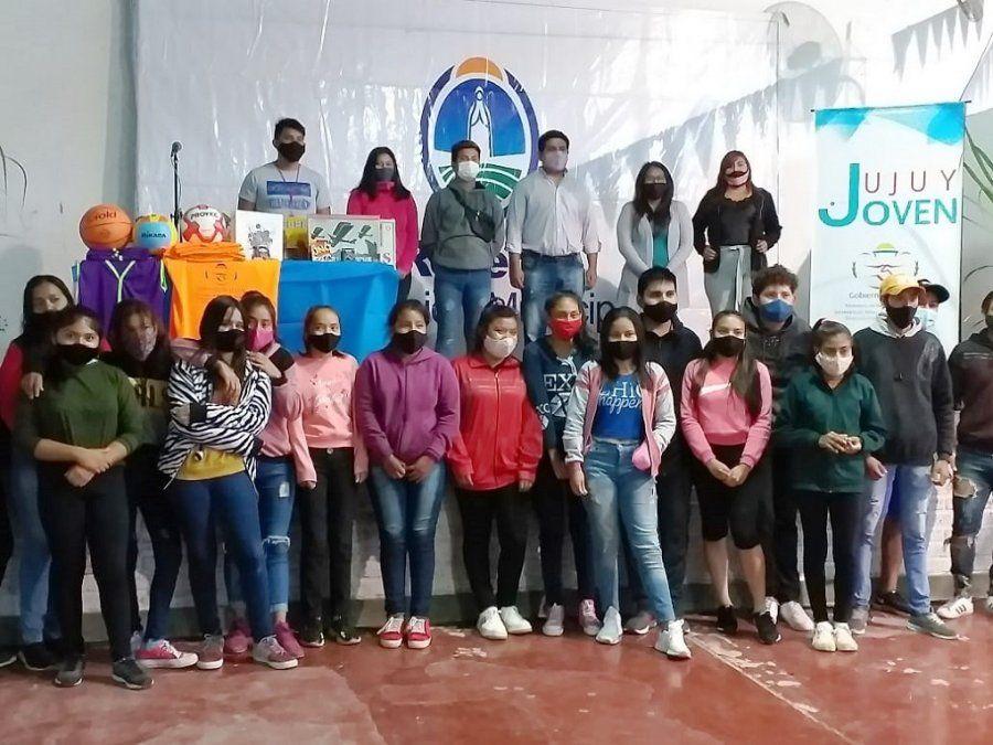 Fortaleciendo acciones del Club Joven en Rodeíto