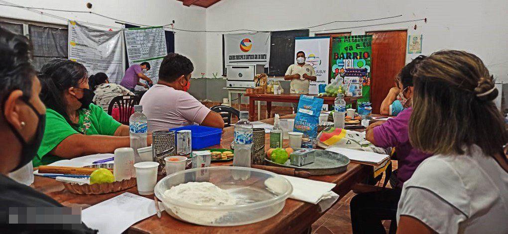 Prosigue implementación de Programa Provincial Panadería Comunitaria