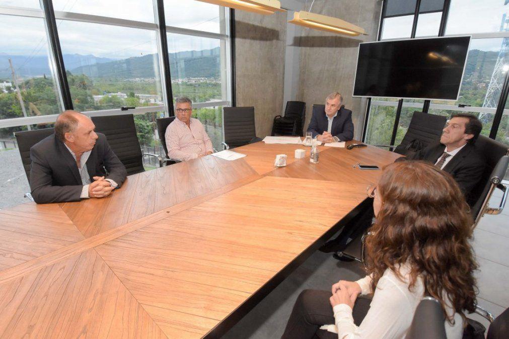 Gestionarán ante Nación beneficios para aliviar situación de sector empresarial jujeño