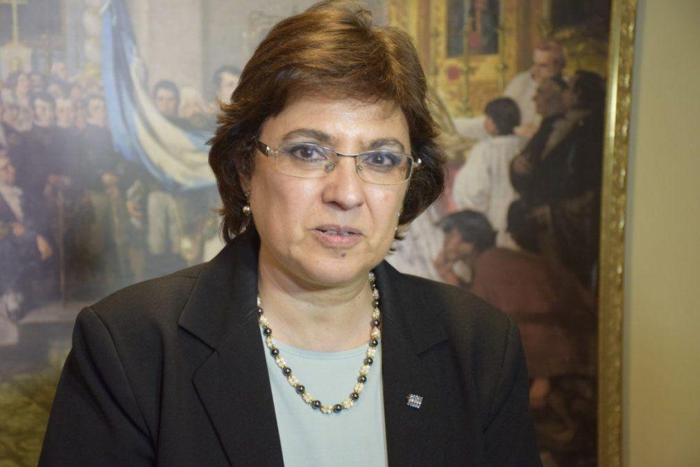 Calsina brindó información sobre el proceso de inscripción, creación y actualización de legajos docentes
