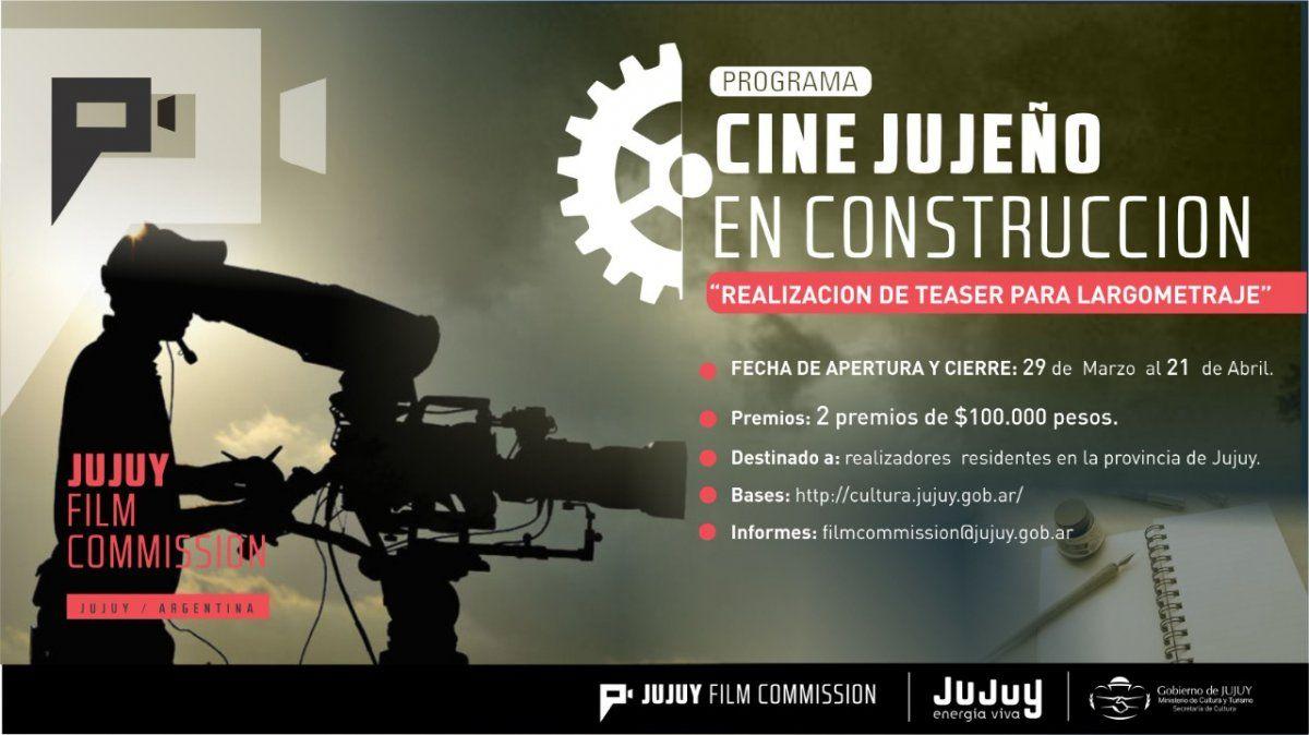 Fomento a la producción audiovisual jujeña