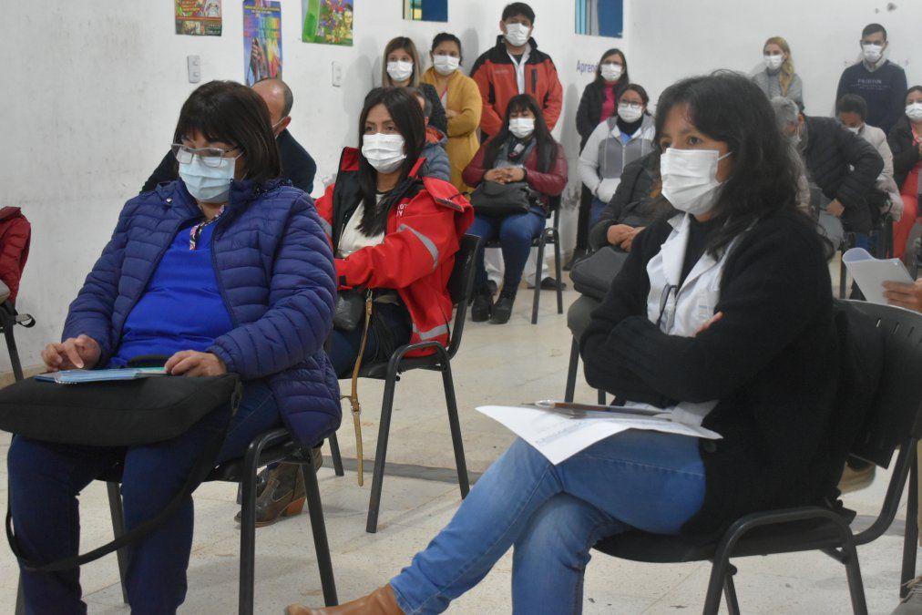 Nuevos profesionales se sumarán al Hospital de Yuto
