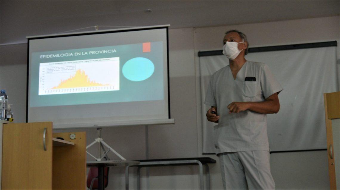 Profesionales de la salud avanzan con investigaciones y estudios sobre Covid