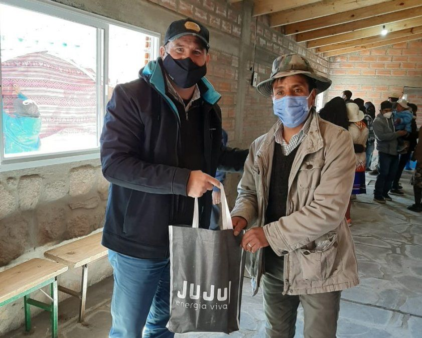 Inauguraron complejo turístico termal en Coranzulí