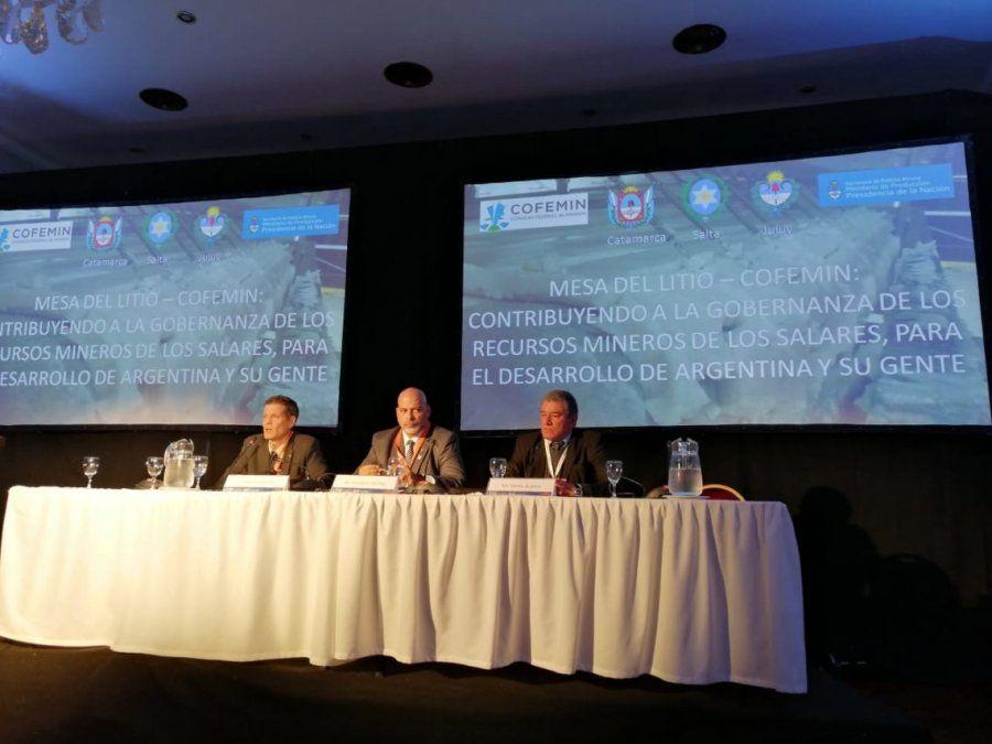 Seminario de Litio: Ponderan los avances de Jujuy