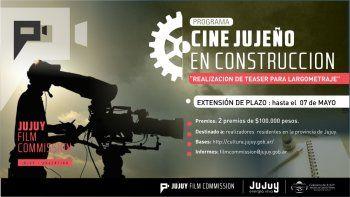 Prorrogan el cierre del concurso de fomento audiovisual
