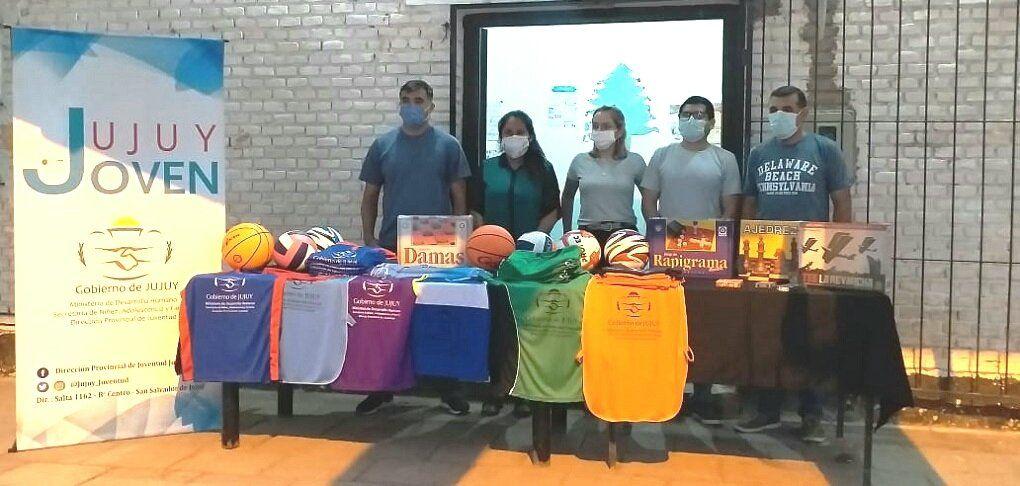 Club Joven: La Juventud de Arroyo Colorado participó del Torneo Relámpago de Fútbol 5