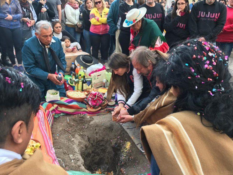 Exitosa Feria Pachamama en Córdoba