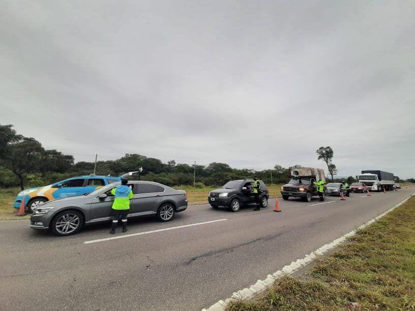 Informe del Observatorio Vial Provincial sobre controles vehiculares