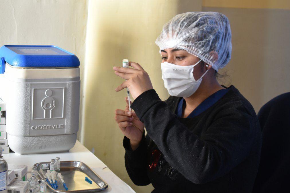 Se espera nuevo envío de vacunas para la provisión a los centros de salud