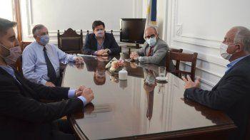 Jujuy y CABA colaborarán en el diseño de políticas públicas