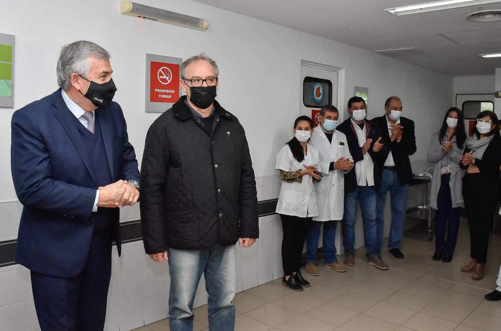 Nueva residencia para médicos en el Hospital Materno Infantil