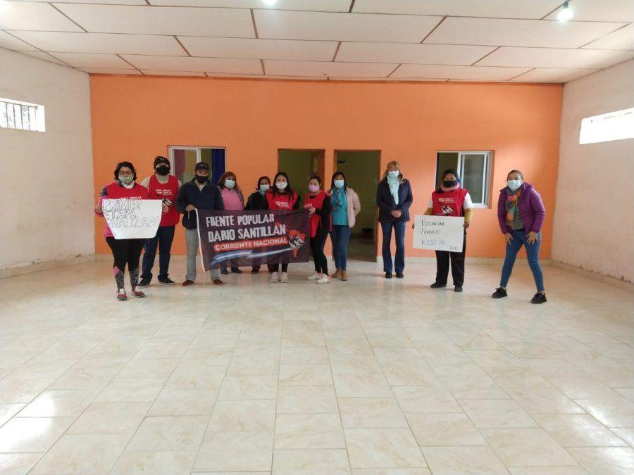 Acciones conjuntas fortalecen la salud en Yuto