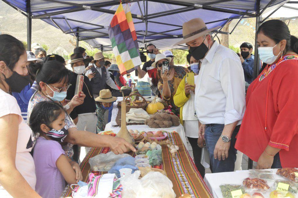 Comunidades quebradeñas recibieron equipos e insumos de trabajo