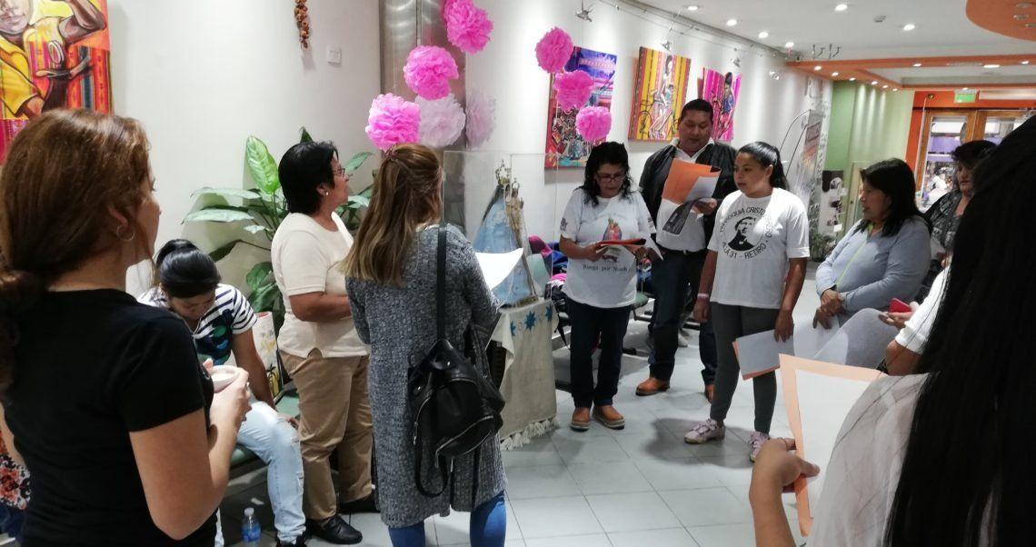 Celebración a San José en Casa de Jujuy en Buenos Aires