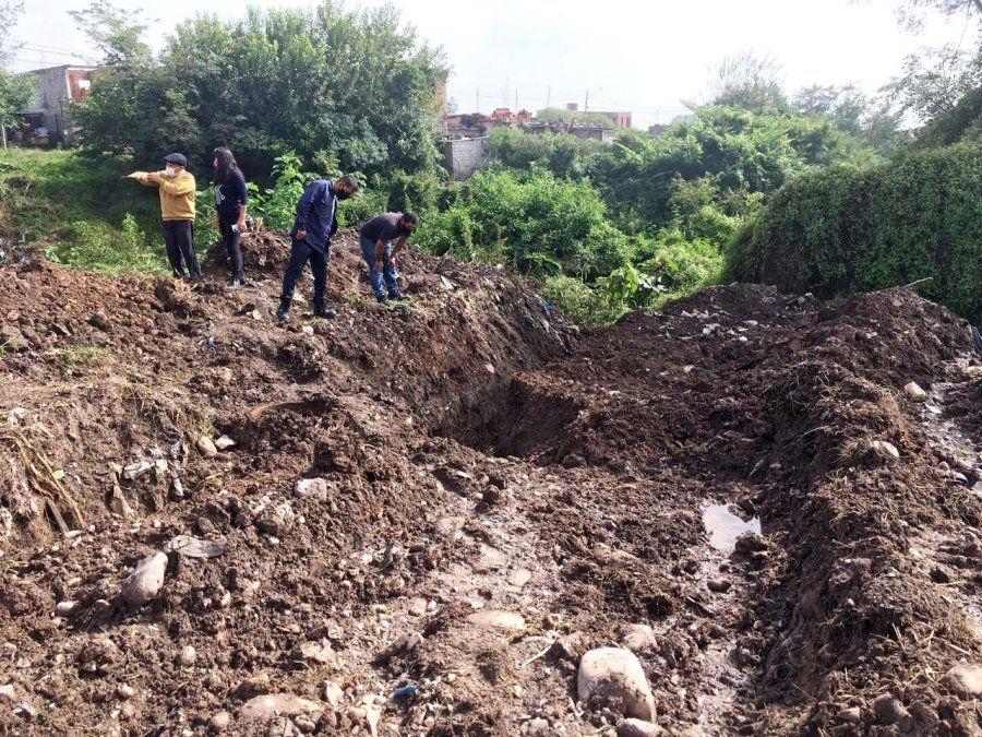 Las obras que dotarán de infraestructura de saneamiento a Che Guevara
