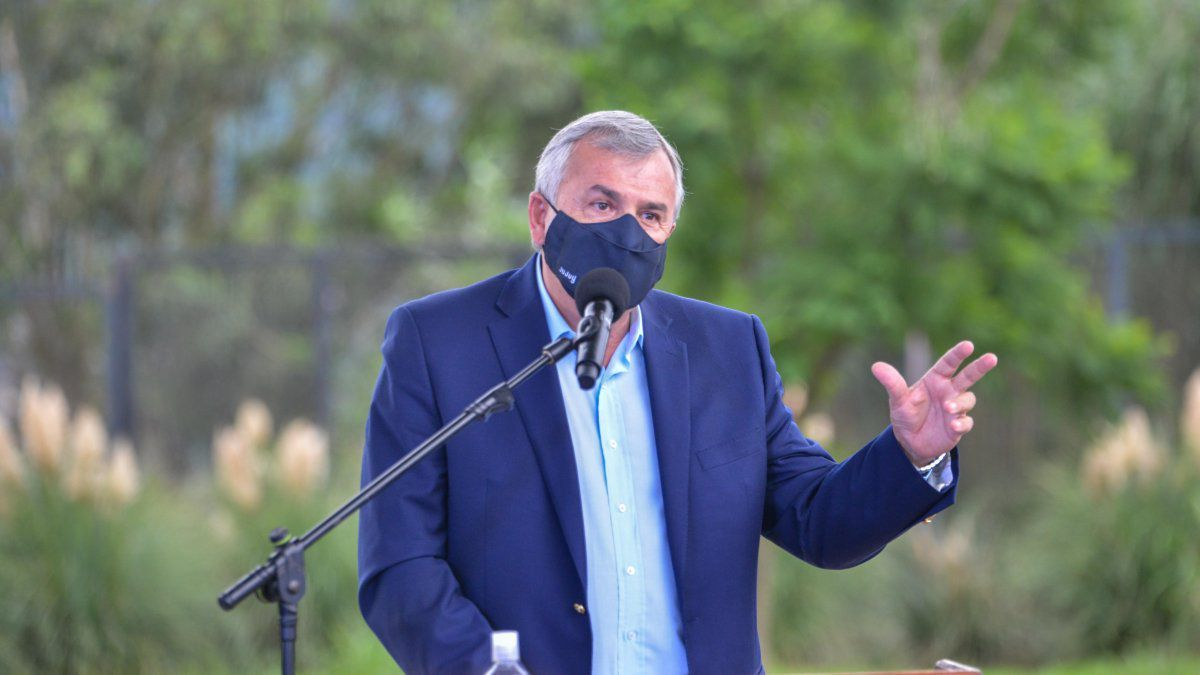 El gobernador Gerardo Morales encabezará el acto de entrega de recursos no reembolsables